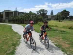 School Bike Track