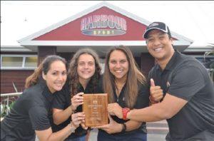 NZRA Award Team