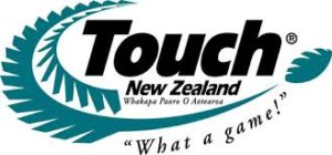 Touch NZ Logo
