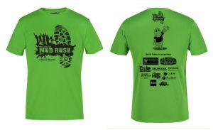 Mud Rush T-Shirt