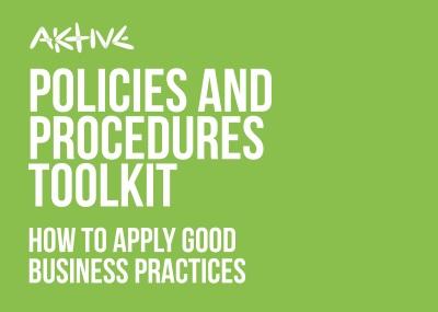 Policies And Procedures Toolkit