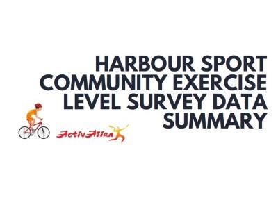 Harbour Sport Community Exercise Level Survey Summary
