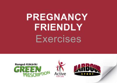 Pregnancy Friendly Exercises