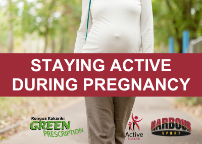 Staying Active During Pregnancy