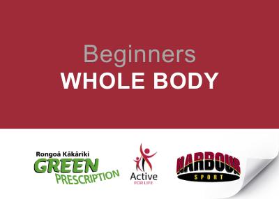 Beginner Whole Body