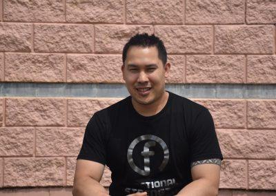 People of Sport – Richie Wong